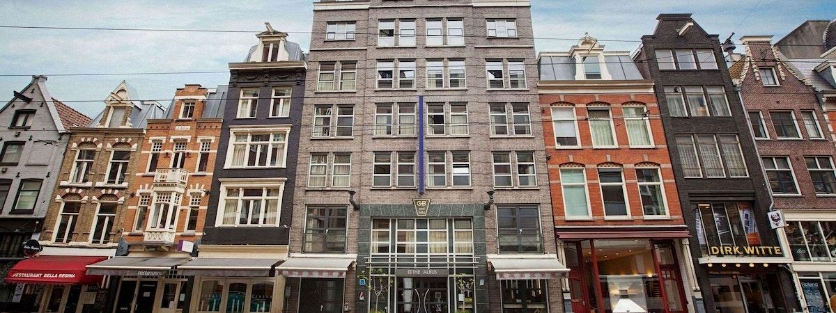 The Albus Hotel Amsterdam City Centre
