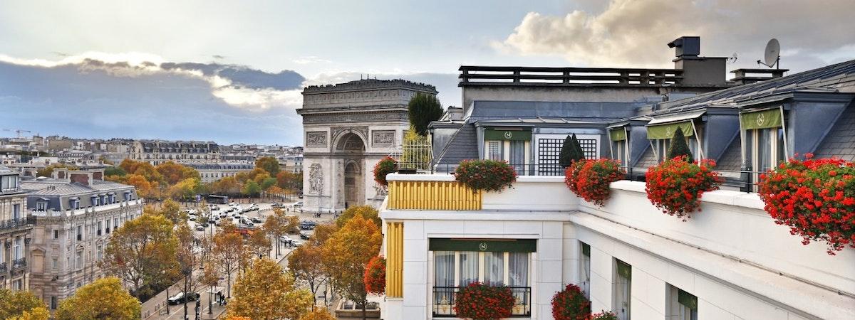 Napoleon Hotel Paris